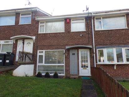 3 Bedrooms Terraced House for sale in Vista Green, Kings Norton, Birmingham, West Midlands