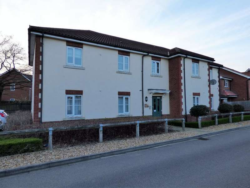1 Bedroom Flat for sale in Trow Close, Cotton End, Bedford, MK45 3BF