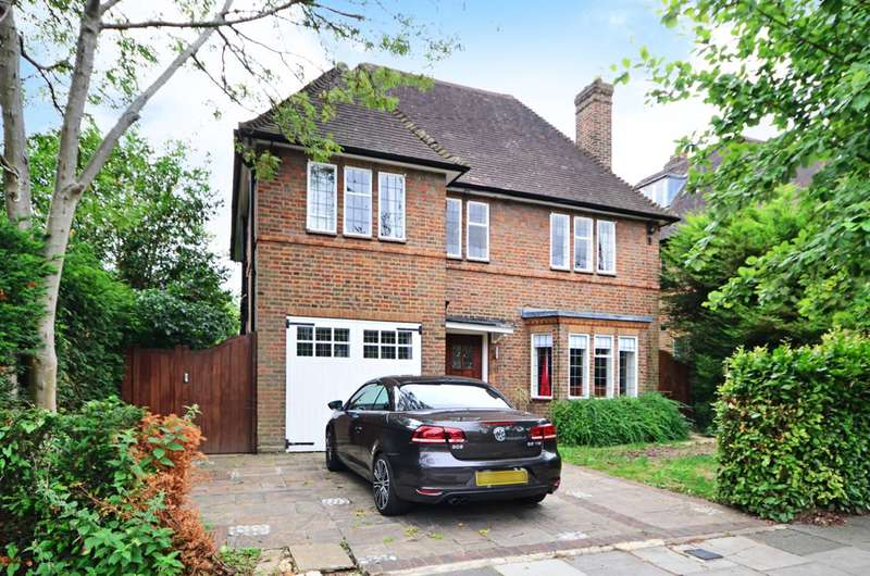 5 Bedrooms House for sale in Middleway, Hampstead Garden Suburb, NW11