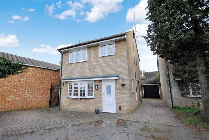 3 Bedrooms Detached House for sale in Riverside, Leighton Buzzard