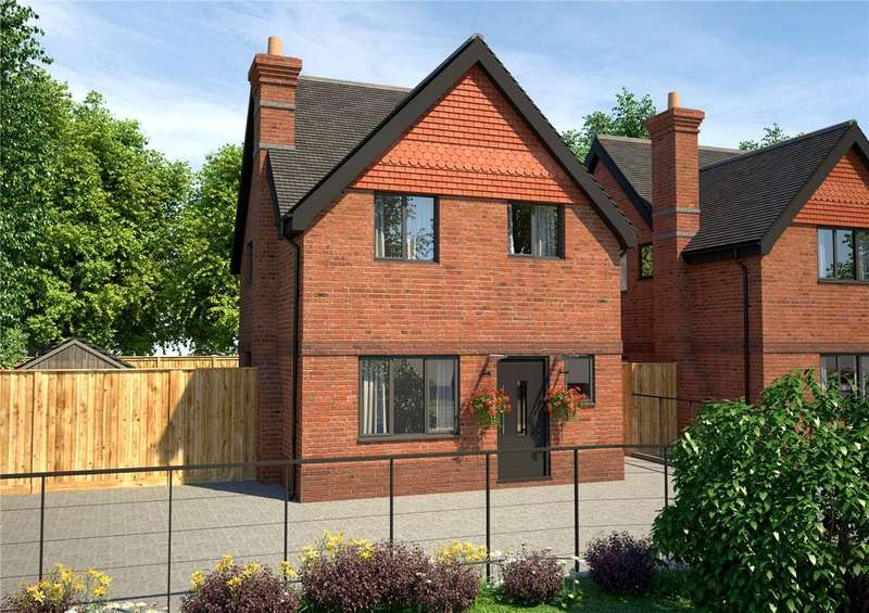2 Bedrooms Detached House for sale in Lopcombe Place, Wash Water, Newbury, Berkshire, RG20