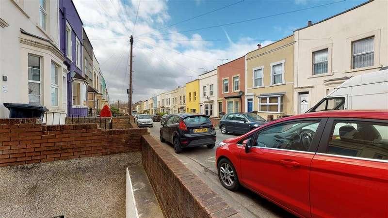1 Bedroom Flat for sale in Green Street, Totterdown, Bristol