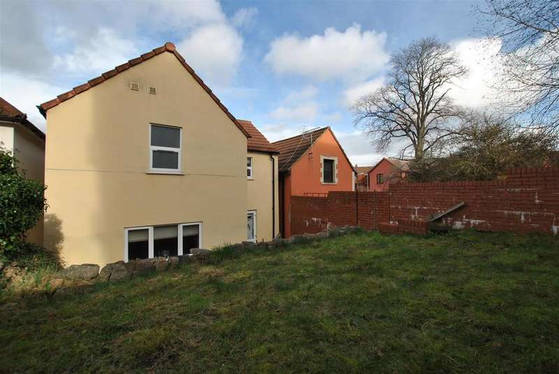 3 Bedrooms Detached House for sale in Winton Lane, Totterdown, Bristol