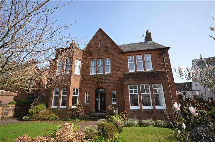 6 Bedrooms Detached Villa House for sale in 37 Monument Road, Ayr, KA7 2QR