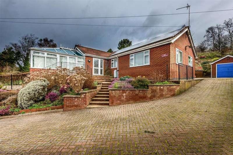 3 Bedrooms Bungalow for sale in Fen Lane, East Keal, Spilsby