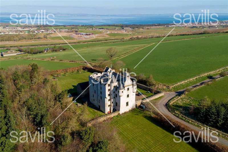 6 Bedrooms Equestrian Facility Character Property for sale in Fa'side Castle, Tranent, East Lothian, EH33