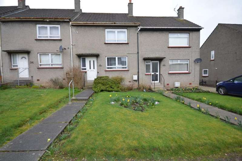 2 Bedrooms Terraced House for sale in Goatfoot Road, Galston, KA4