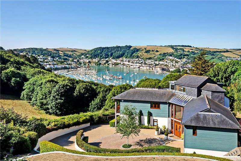 5 Bedrooms Detached House for sale in Bridge Road, Dartmouth, Devon, TQ6