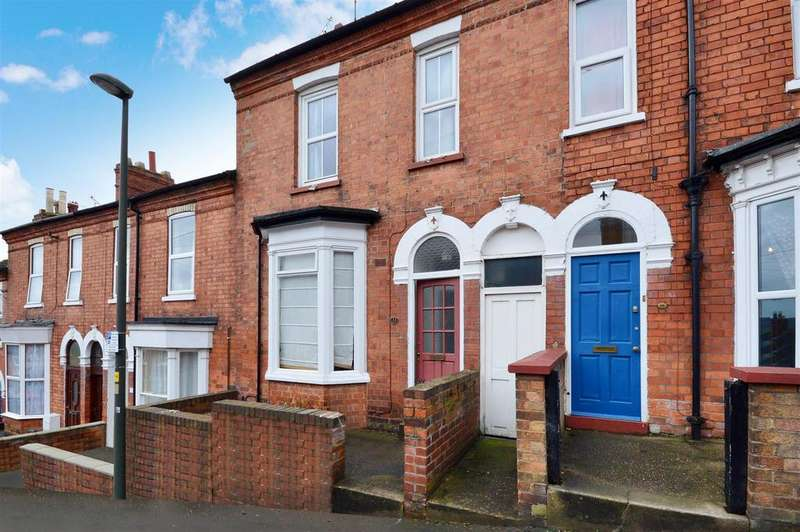 3 Bedrooms House for sale in Cheviot Street, Lincoln