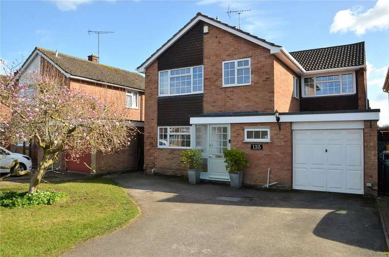 4 Bedrooms Detached House for sale in Meadow Way, Theale, Reading, Berkshire, RG7