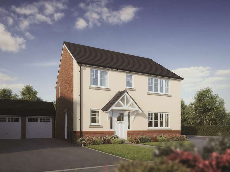 4 Bedrooms Detached House for sale in Oakfield Grange, Oakfield, Cwmbran