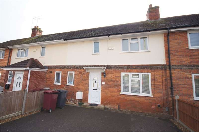 2 Bedrooms Terraced House for sale in Callington Road, READING, Berkshire