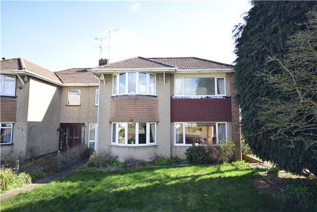 4 Bedrooms Semi Detached House for sale in Queensholm Drive, Downend, BRISTOL, BS16 6LG