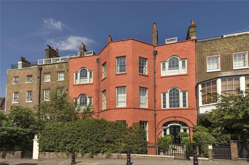 4 Bedrooms Terraced House for sale in Cheyne Walk, Chelsea, London, SW10