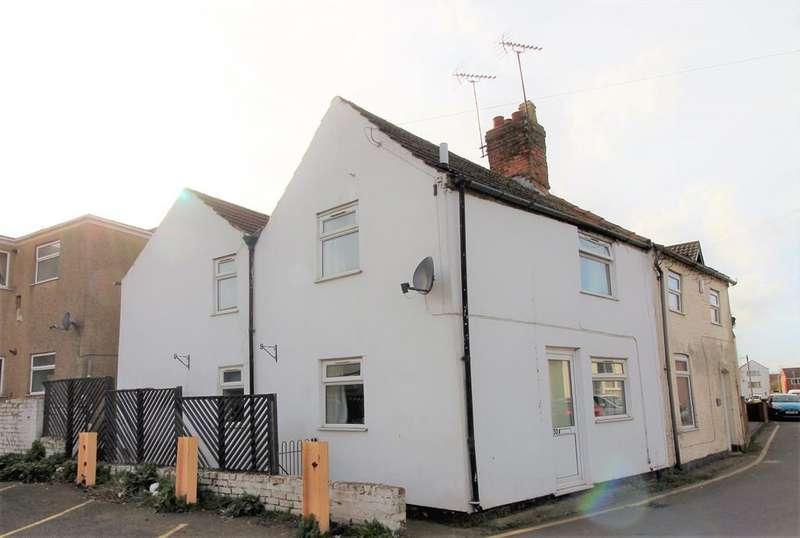 3 Bedrooms Cottage House for sale in Reynard Street, Spilsby, Lincolnshire, PE23 5JB