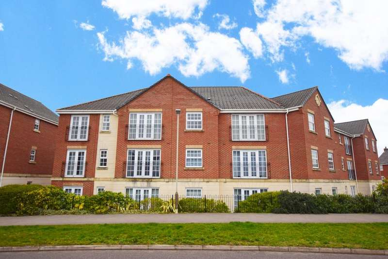 1 Bedroom Flat for sale in Birkby Close, Leicester, LE5