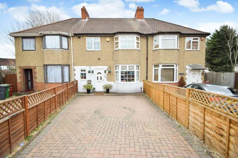 3 Bedrooms Terraced House for sale in Faraday Close, Slough, SL2
