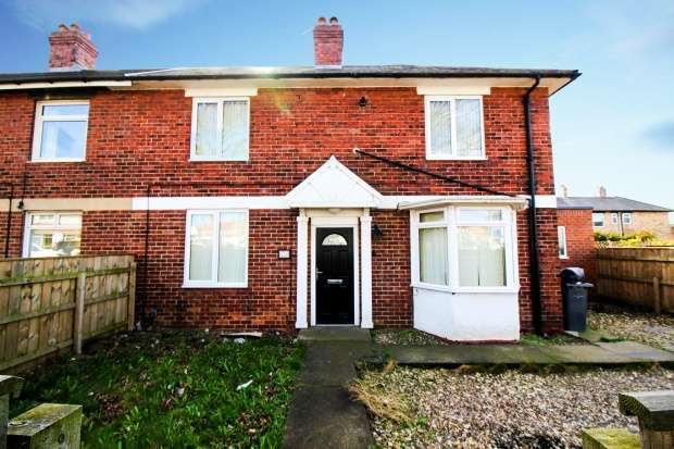 3 Bedrooms Semi Detached House for sale in Sunderland Road, South Shields, Tyne And Wear, NE34 8PY