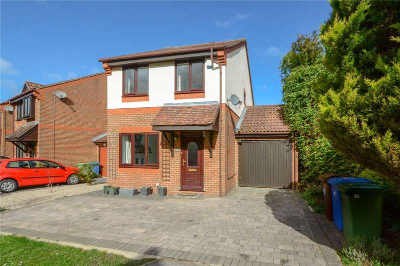3 Bedrooms Detached House for sale in Stokeford Close, The Warren, Bracknell, Berkshire, RG12