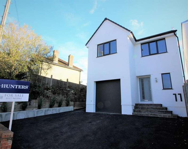 5 Bedrooms Detached House for sale in 'Blackberry House' Blackberry Hill, Stapleton, Bristol, BS16 1DB