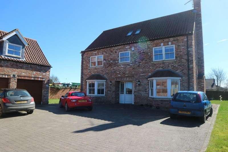 5 Bedrooms Detached House for sale in Archer Street, Bishop Norton, Market Rasen