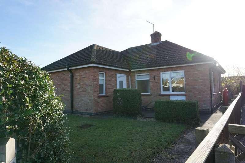 3 Bedrooms Detached Bungalow for sale in Church Lane, Mareham-le-fen