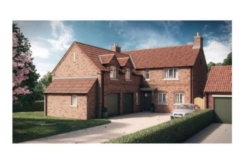 5 Bedrooms Detached House for sale in Roughton Road, Kirkby-on-bain