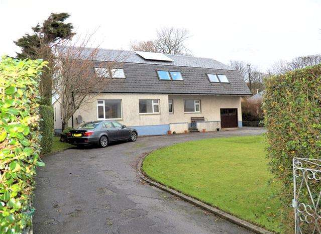 5 Bedrooms Villa House for sale in Islachattan, Low Askomil, Campbeltown, PA28 6EP