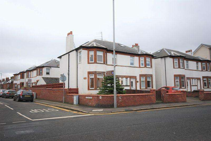 3 Bedrooms Semi-detached Villa House for sale in 63 Ayr Road, Prestwick, KA9 1TF