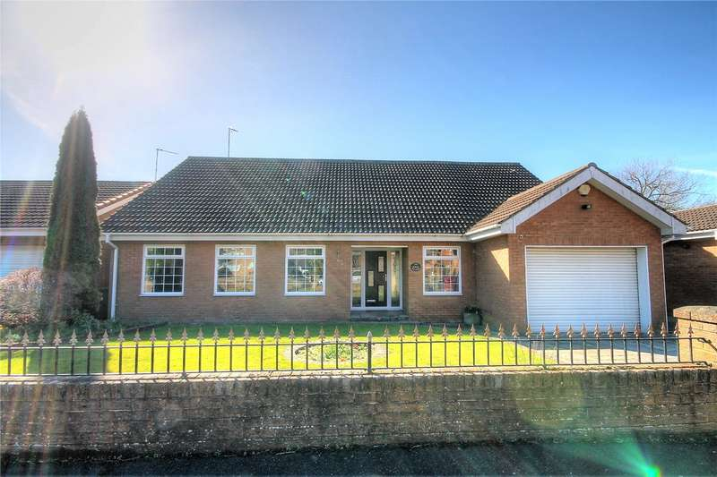 4 Bedrooms Detached Bungalow for sale in The Willows, Barmston, Washington, NE38