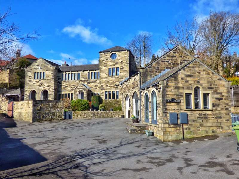 6 Bedrooms Detached House for sale in Parkhead Lane, Holmfirth, West Yorkshire, HD9