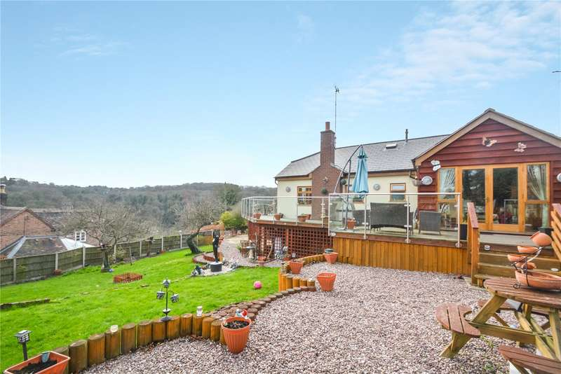 2 Bedrooms Detached Bungalow for sale in The Bungalow, Hodge Bower, Ironbridge, TF8