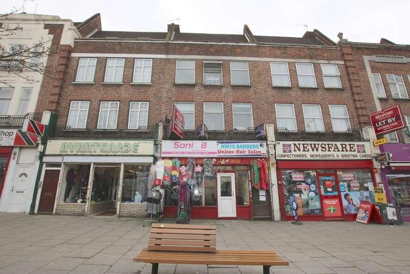 3 Bedrooms Land Commercial for sale in Craven Park Road, Harlesden