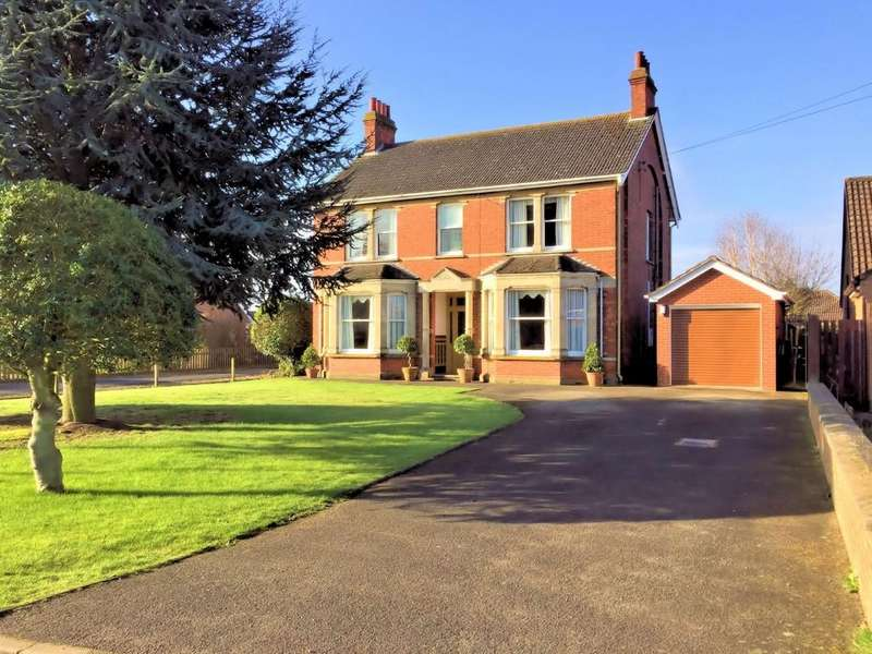 3 Bedrooms Detached House for sale in Long Sutton