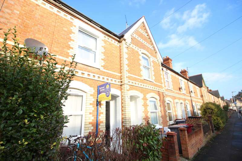 2 Bedrooms Terraced House for sale in Coventry Road, Reading