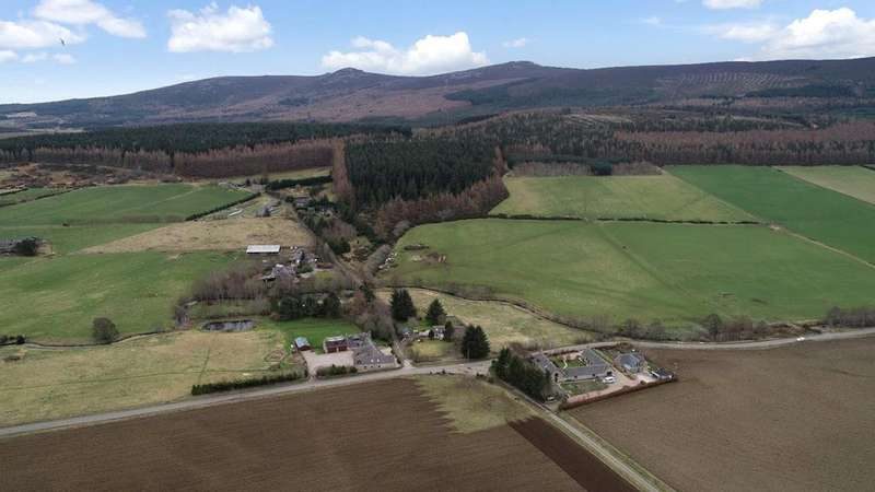 Plot Commercial for sale in Plot At Burryhillock, Premnay, Insch, Aberdeenshire, AB52