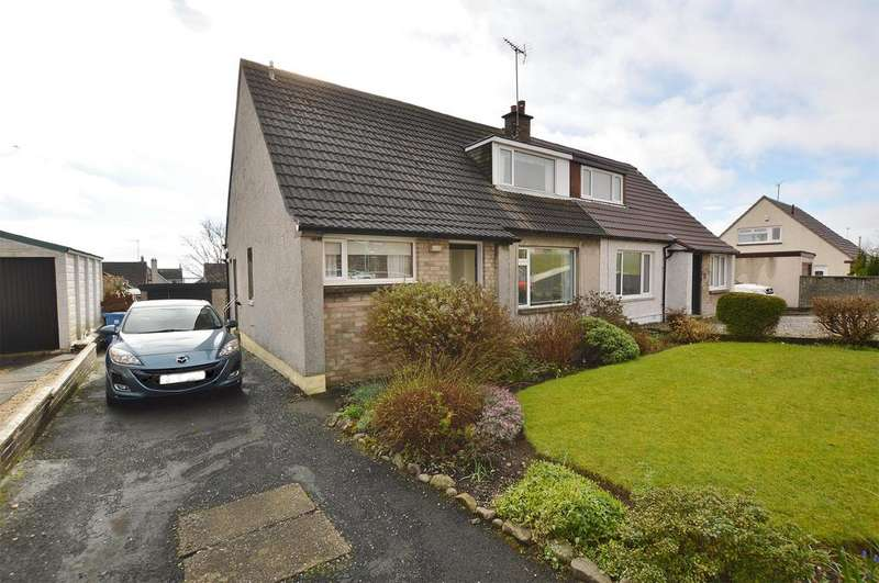 3 Bedrooms Semi Detached House for sale in 34 Seafield Court, ARDROSSAN, KA22 8NS
