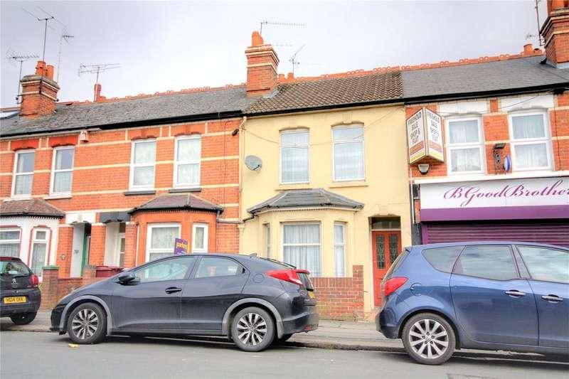 3 Bedrooms Terraced House for sale in Norfolk Road, Reading, Berkshire, RG30