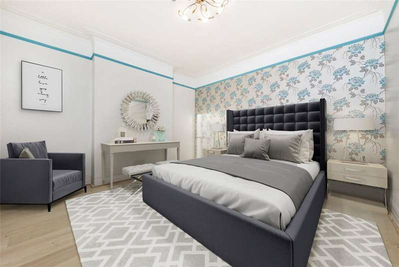 3 Bedrooms Flat for sale in Castellain Mansions, Little Venice