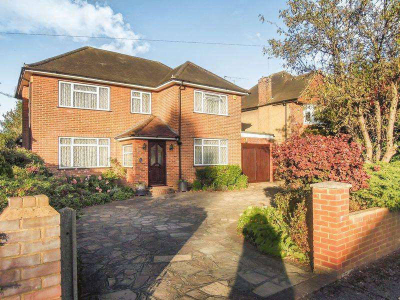 4 Bedrooms Detached House for sale in Sutton Avenue, Langley
