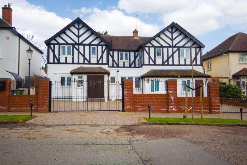 5 Bedrooms Detached House for sale in Bellfield Avenue, Harrow Weald, Middlesex HA5