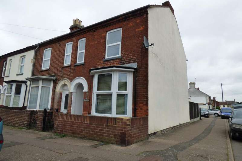 2 Bedrooms End Of Terrace House for sale in Kempston, Beds, MK42 8DW