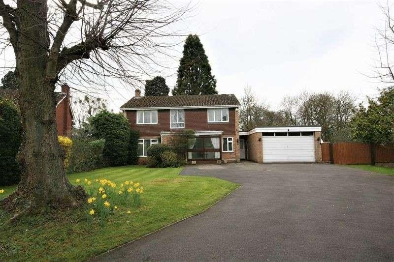4 Bedrooms Detached House for sale in Grovelands, Barnwood, Gloucester