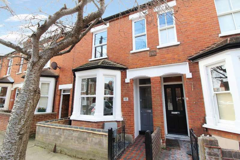 2 Bedrooms Terraced House for sale in York Street, Bedford MK40