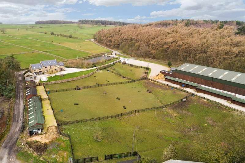 9 Bedrooms Detached House for sale in Warsill, Harrogate, North Yorkshire