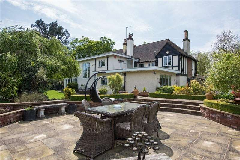 5 Bedrooms Unique Property for sale in Little Wymondley, Hitchin, Hertfordshire