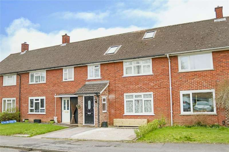 4 Bedrooms Terraced House for sale in South Lynn Crescent, Bracknell, Berkshire, RG12