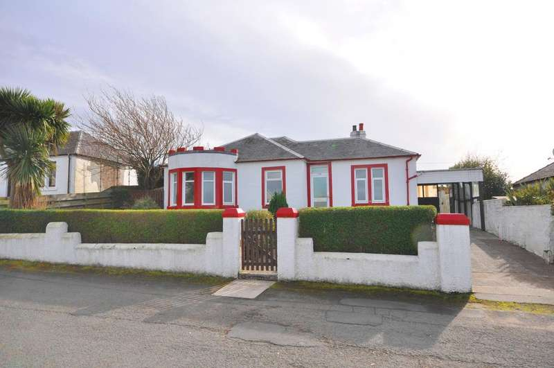 3 Bedrooms Detached House for sale in 25 Shanter Road, Maidens KA26
