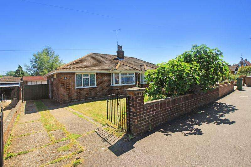2 Bedrooms Semi Detached Bungalow for sale in * CALLING ALL LONDON BUYERS*