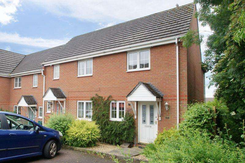 2 Bedrooms End Of Terrace House for sale in Moneyer Road, Andover